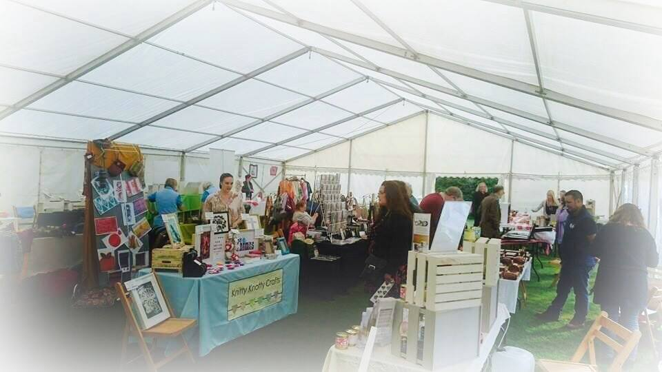 Llangollen Craft Fair