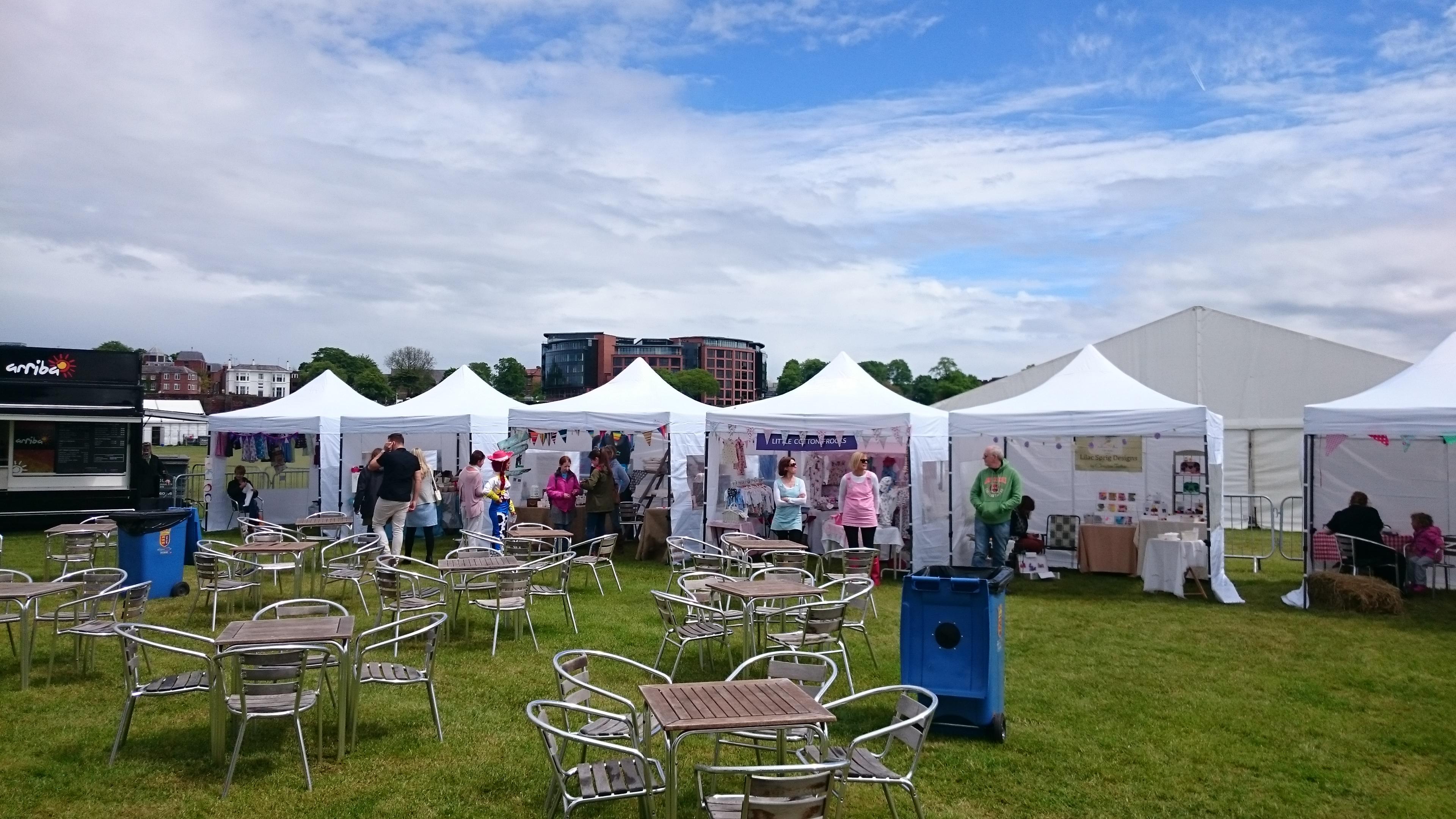 Craft Fair Llangollen International